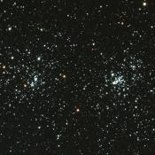 Double cluster, NGC884 & NGC869