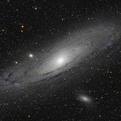 M31 - Andromeda galaksija