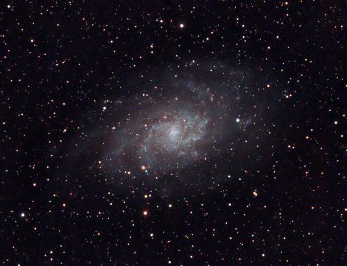 Galaksija M33